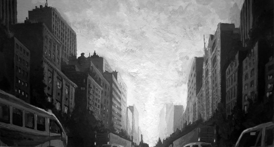 Metropolis by funkychinaman