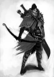 Ranger Warrior Hybrid by funkychinaman