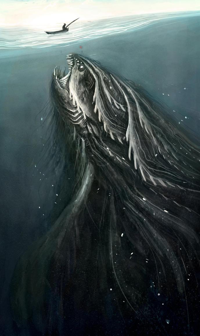 Leviathan By Funkychinaman On Deviantart