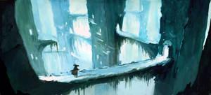 Frozen Caverns