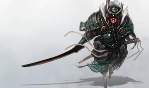 Metal Swordsman