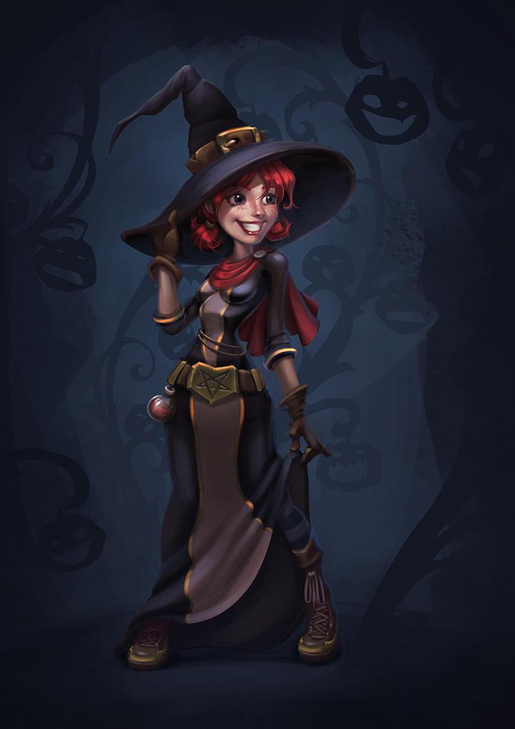 Halloween 2014 by AmandaDuarte