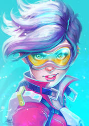 Tracer by LimetownStudios