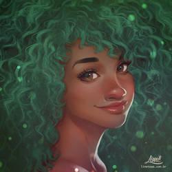 Curls by LimetownStudios