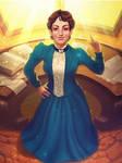 Sofia Kovalevskaya - STEM: Epic Heroes by MadBoogie