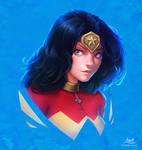 Wonder Woman - Heroine Series