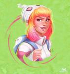 Gwenpool - Heroine Series