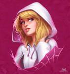 Spider-Gwen- Heroine Series