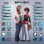 Meet the Artist 2020