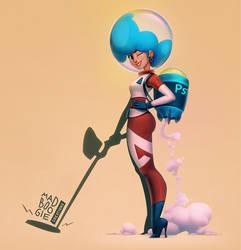 Adobe Girl