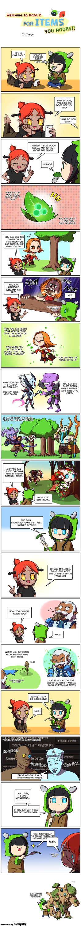 Welcome to Dota 2 for ITEMS, you NOOBS! - 02 by Ulsae