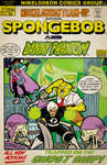 Spongebob and Danny Phantom comic cover commission