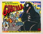 Happy Birthday, Godzilla!