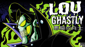Lou Ghastly banner thing