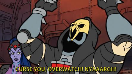 Filmation's Overwatch by MichaelJLarson