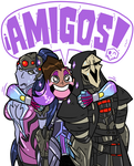 ... So Sombra has just been revealed...