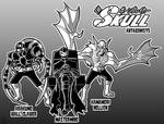 The Skull Antagonists