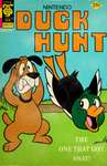 Duck Hunt Comic Cover