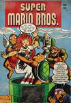 Super Mario Bros. Comic Cover