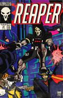 REAPER COMIC COVER by MichaelJLarson