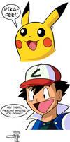Lamest Pokemon Joke Ever Conceived