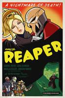 Vampire Reaper by MichaelJLarson