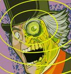 Drawlloween 2017 Oct 20 - Dr Jekyl and Mr Friday