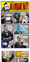 Promotional Comic by MichaelJLarson