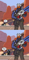Reaper has something to say... by MichaelJLarson