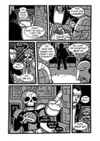 THE SKULL Page 6 Chapter 1 by MichaelJLarson