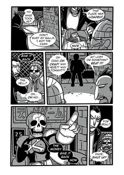 THE SKULL Page 6 Chapter 1