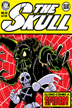 THE SKULL: Along comes a SPIDER