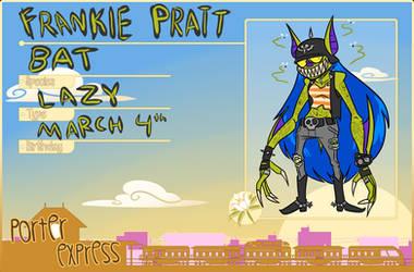 Frankie Pratt - PE