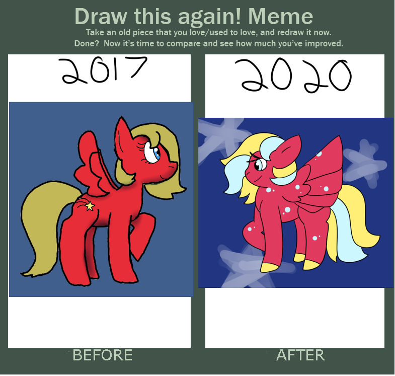 Improvement Meme - Stellar Wind