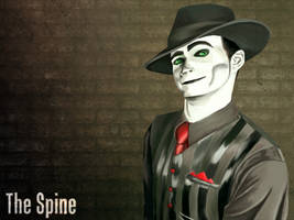 The Spine by swisidniak