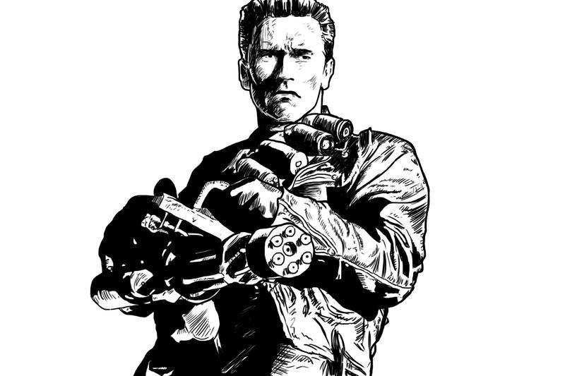 Terminator by veilski
