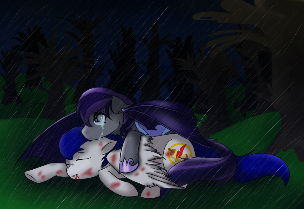 I'll keep you safe... by KeyoshiStorm