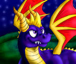 Ey look, Its Spyro!