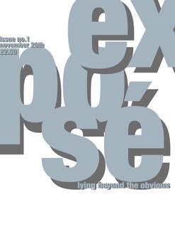 magazine front cover original