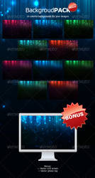 Web background pack by sklp
