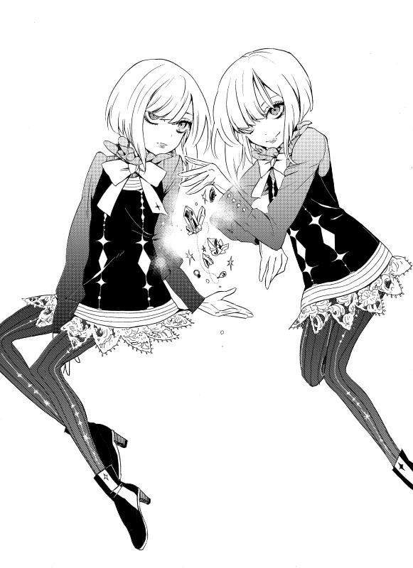Twins by Nabi3