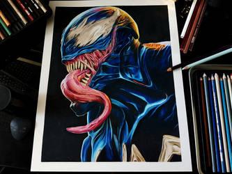 Venom by SaraDraw
