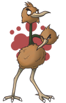 Jay and Wittz the Doduo- PMD-Revival