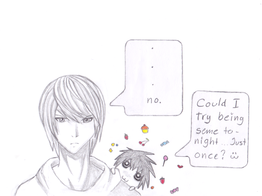Uke L .. Forever. by ColorPixie