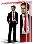 SI's boss - Iron Man -