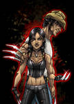 Weapon Xs: Wolverine and X-23