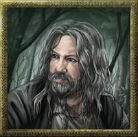 Merlin - Kaamelott by djinn-world
