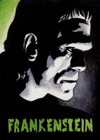 ATC - Frankenstein's Monster by djinn-world