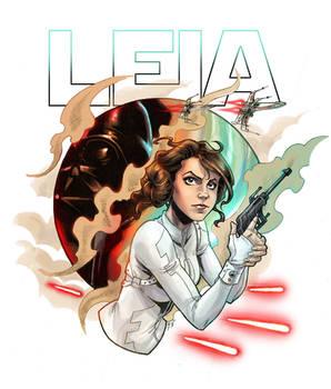 If you want to be a princess.  Be like Leia
