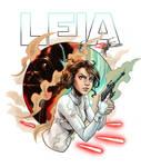 If you want to be a princess.  Be like Leia by djinn-world